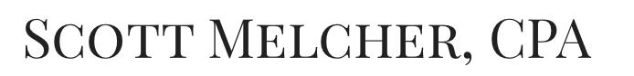Scott Melcher CPA Services